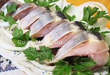 Рецепт рыбы на Масленицу