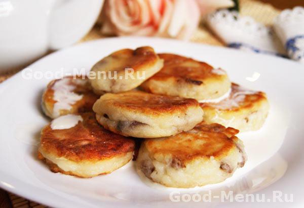 пп сырники из творога рецепт с фото пошагово